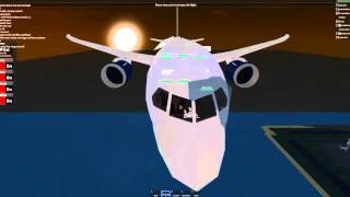 ROBLOX 787-8 Pro Delta Air flight