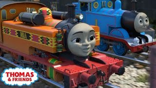Thomas & Friends | Meet The Character - Nia of Kenya | Kids Cartoon
