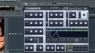 vuclip EDM Production Quick Tip #21 (Add Pluck Hit On top of Patches to improve wall of sound+ rhythm)