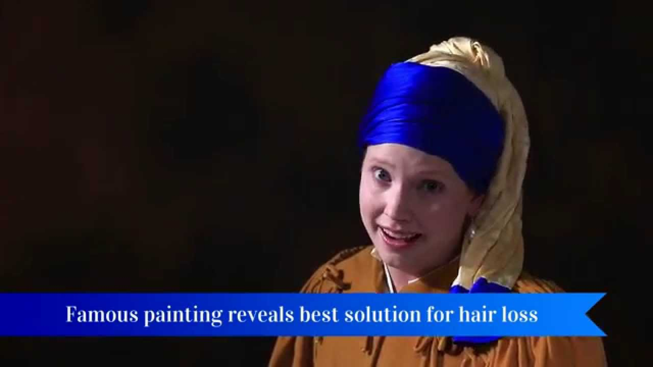 Girl With The Pearl Earring  Why The Headscarf?