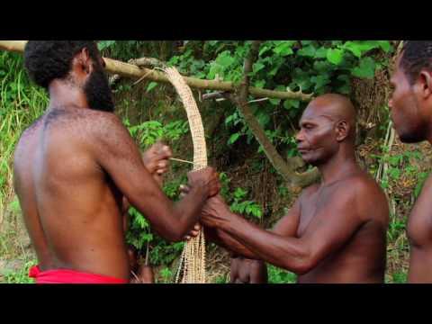 Tutuna Creation of a Tolai Money Wheel