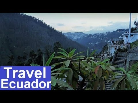HITCHHIKING TO QUITO ECUADOR