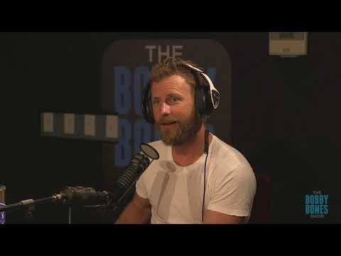 Dierks Bentley Brings The Heat On Bobby Bones Show