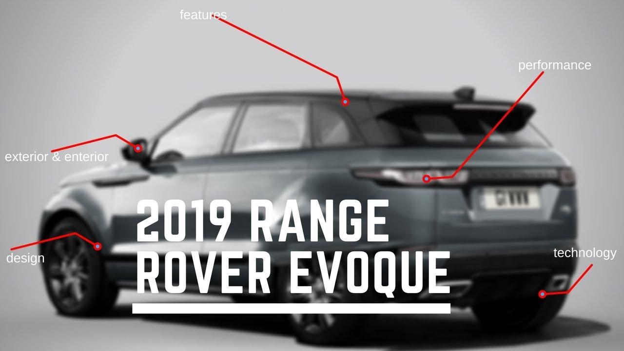 2019 Range Rover Evoque 71