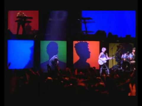 Depeche Mode - I Feel You ( Devotional Tour live )