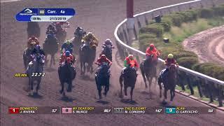 Vidéo de la course PMU PREMIO VILLANCICO