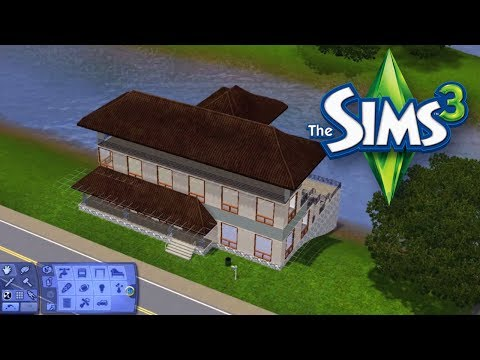 The Sims 3 Speed Building - Martial Arts Studio