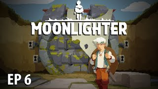 MOONLIGHTER | Golems | Ep 6 | Moonlighter Gameplay!