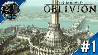 The Elder Scrolls IV Oblivion - Bem Vindos a Tamriel!