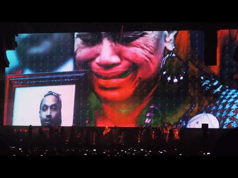 Roger Waters live forum assago MILANO 17.4.2018