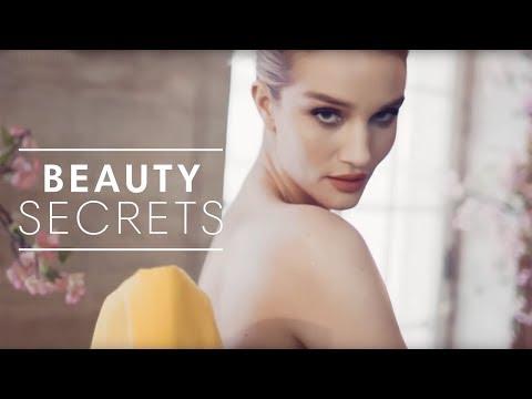 Rosie Huntington-Whiteley: On Beauty Secrets, Skin And Self-esteem