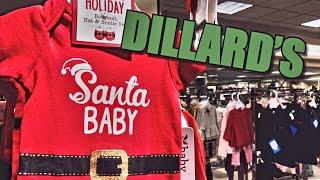Dillard's Christmas 2019 • CUTE CHRISTMAS BABY OUTFITS