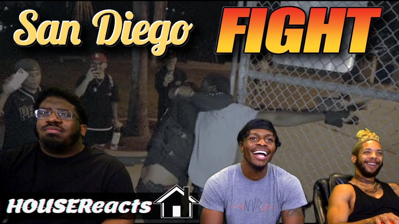 FRIGA'S SECURITY VS STRANGER WITH A STICK!!!  HouseReacts!