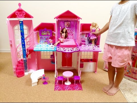 Barbie Malibu House / バービー人形のおおきなおうち
