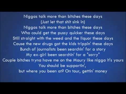 Drake   Own It    Lyrics