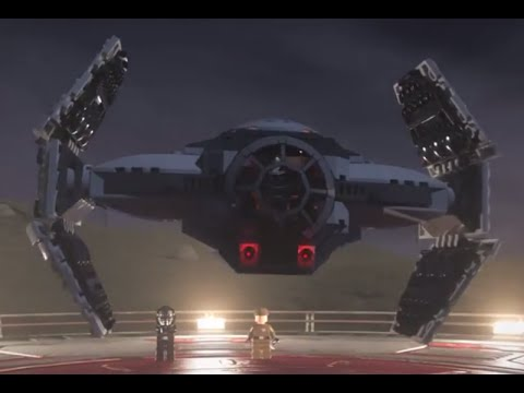 TIE Advance Prototype - LEGO Star Wars Rebels - Episode 1 - 2015 Mini Movie