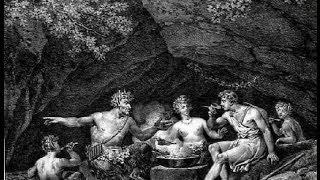 """Jean de La Fontaine, fable. """"Le Satyre et le Passant"""". Souffler le chaud et le froid.."""