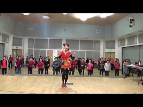 My Love, Viva ( Tach & Dance ) - Line Dance by Junghye Yoon ( KOREA )