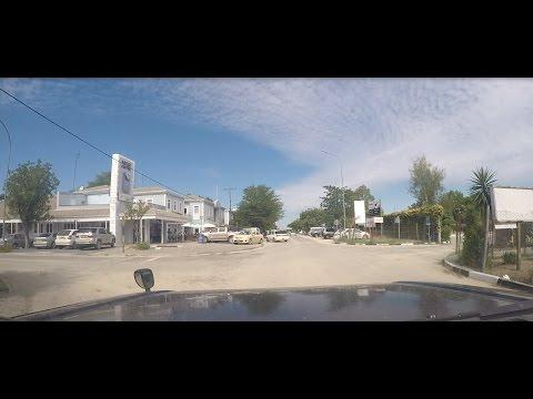 Commuting Around Maun , Botswana 2