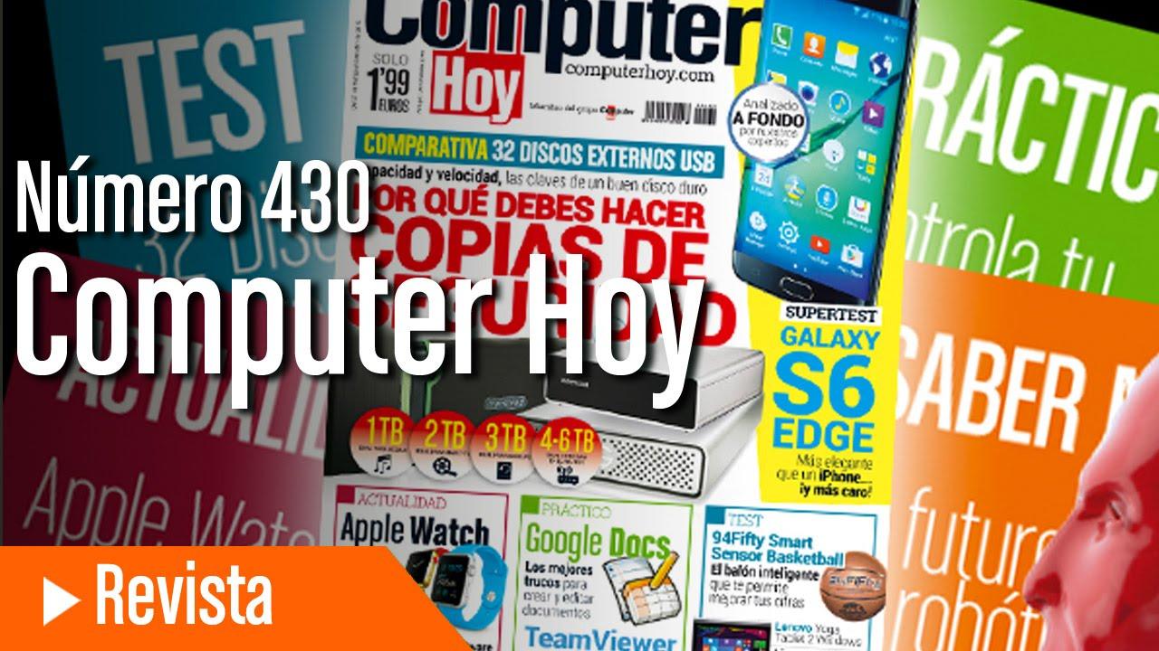 Revista computer hoy n 430 youtube for Revista primicias ya hoy