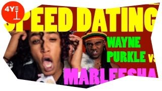 Speed Dating Parody: Wayne Purkle vs Marleesha