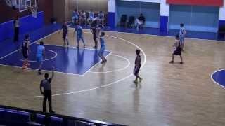 YBU Kakaklıdere S K Yıldız Erk Basketbol Müsabakası 22 02 2014 1