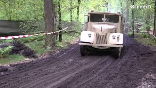 Ford Maultier at Militracks 2013