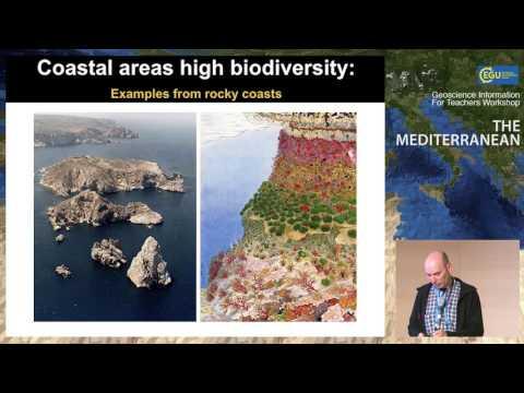 EGU GIFT2017: Mediterranean marine biodiversity: An endangered treasure