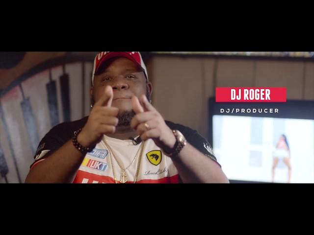 DJ ROGER - Yon ti pale ak fanatik yo