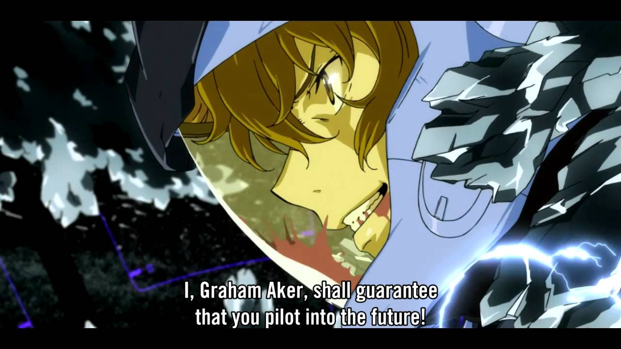 Epic Anime Scenes Graham Akers Sacrifice HD