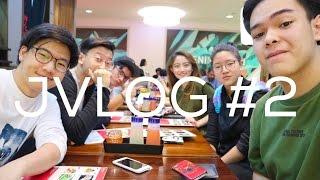JVLOG #2 - REUNI CAST FILM LANGIT BIRU
