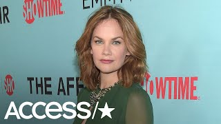 Ruth Wilson Says She's 'Not Allowed' To Talk About Why She Wanted To Leave 'The Affair' | Access