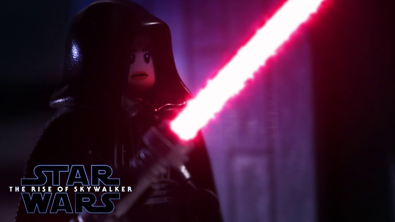 Lego Star Wars Rise Of Skywalker Dark Rey Youtube