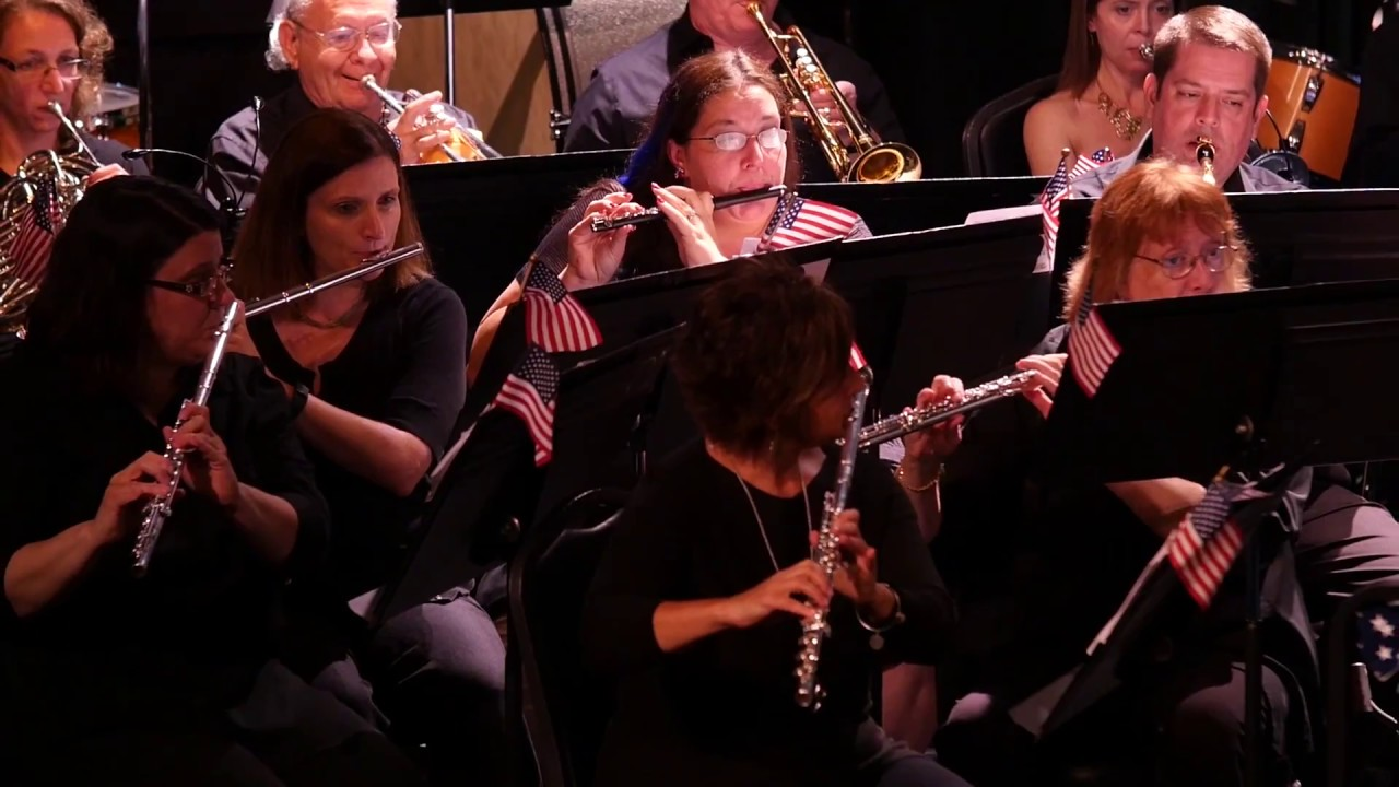 Download The Spirit of 76 (by Clare Grundman) - McKinney Community Band - July 2, 2017