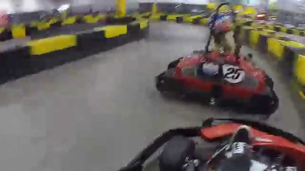 Go Kart Racing Places For Kids – Best Indoor Karting - YouTube