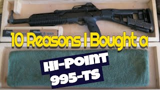 10 reasons I bought a Hi Point Carbine & 6 bad reasons not to