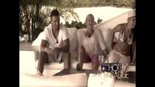 Hotel Paradise  Gino mal opäť raz pravdu, Mirek žobre o odpustenie