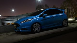 2014  Ford Fiesta ST modded Big turbo 300+ hp on E30