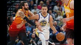 Golden State Warriors vs Utah Jazz NBA Full Highlights (20TH DECEMBER 2018-19)