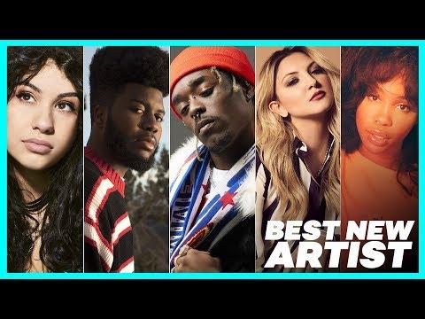 Grammys 2018 - Who Will Win Best New Artist?