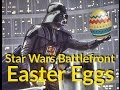 Easter Eggs Star Wars Battlefront Hidden Secrets Star Wars Battlefront Movie Easter Eggs