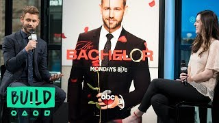 """Nick Viall Discusses """"The Bachelor"""""""