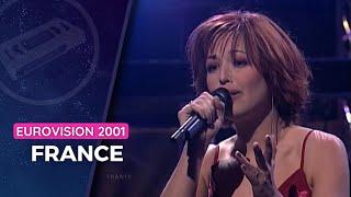 France Natasha St Pier Je N Ai Que Mon Ame Eurovision 2001 Youtube