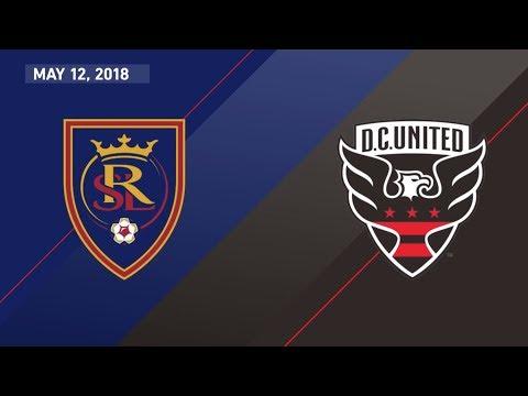 HIGHLIGHTS: Real Salt Lake vs. D.C. United   May 12, 2018