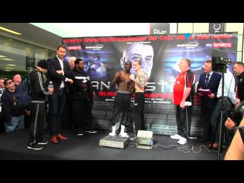 'Man of Steel' FULL weigh-in