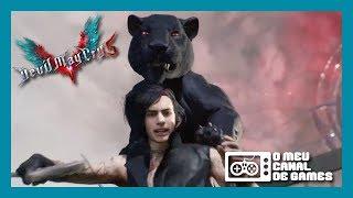 DEVIL MAY CRY 5: NOVO TRAILER GAMEPLAY DO V - LEGENDADO EM PT-BR
