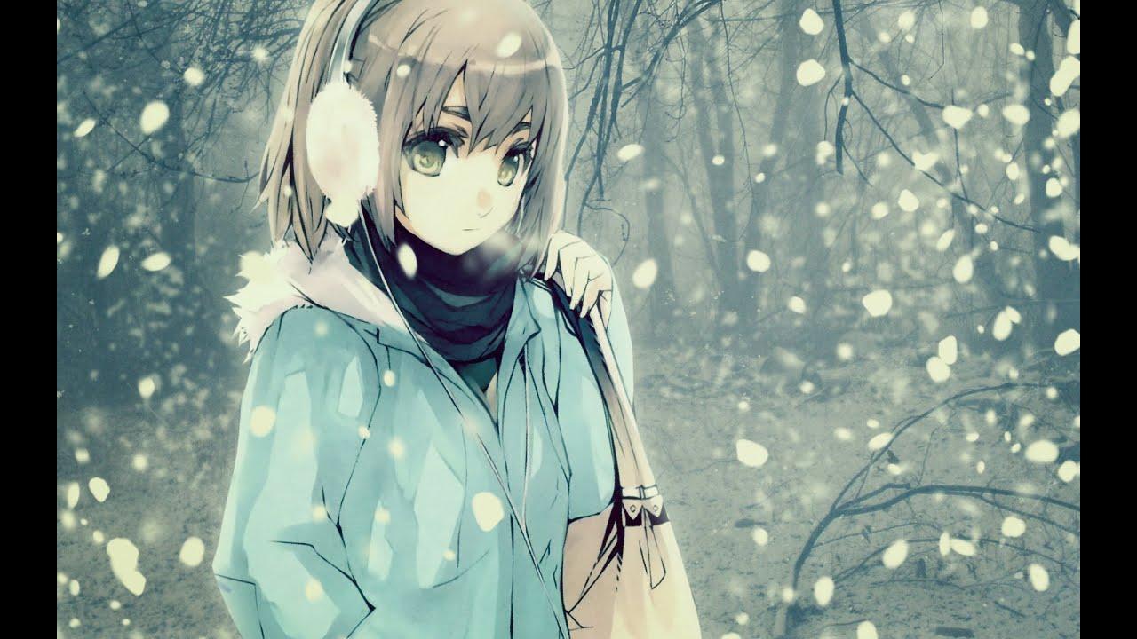 Winter Anime Girl Wallpaper: Beautiful, Sad Euphoric & Relaxing Anime OST's