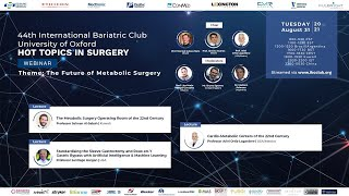 The Future Metabolic Surgery