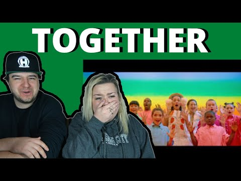 Sia - Together (from the motion picture Music) |  COUPLE REACTION VIDEO