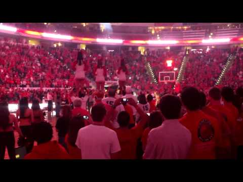 NC State University- Primetime With The Pack 2012 at PNC Arena